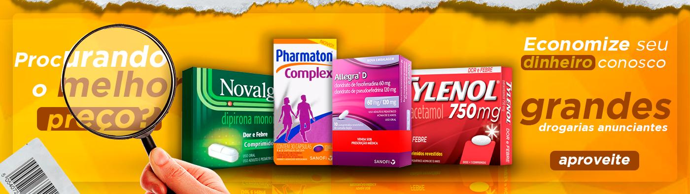 Cotefarma Comparador de Preços de Medicamentos e Cosméticos